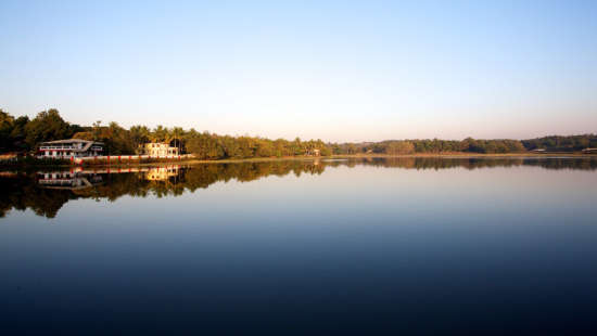 Arco Iris - 19th C, Curtorim Goa Corjim Lake