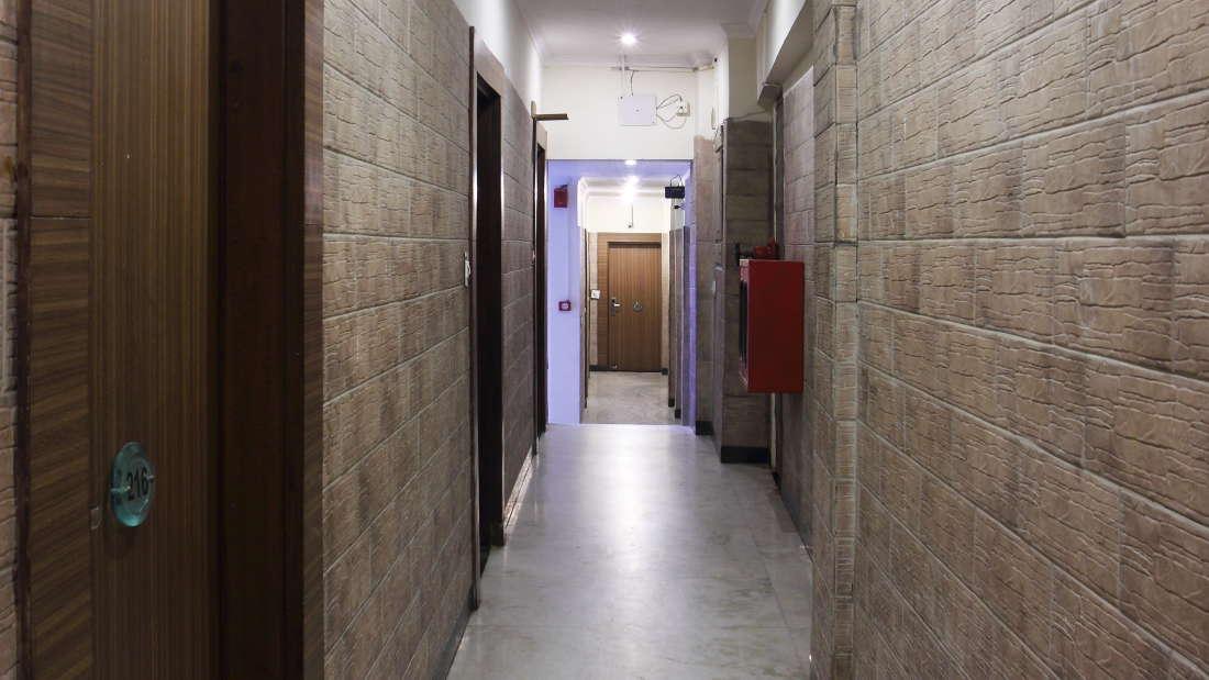 Hotel Hari Piorko - Paharganj, New Delhi New Delhi Corridor Hari Piorko Paharganj New Delhi 1