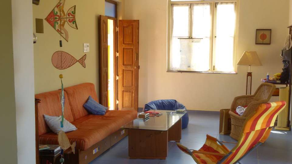 Casa Cottage Hotel, Bangalore Bangalore Living Rom