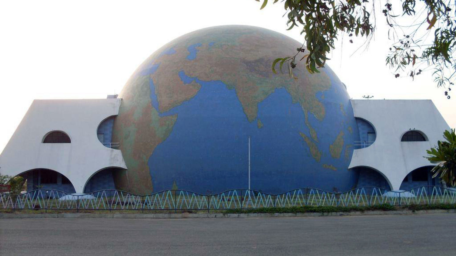 Pushpa Gujaral Science City