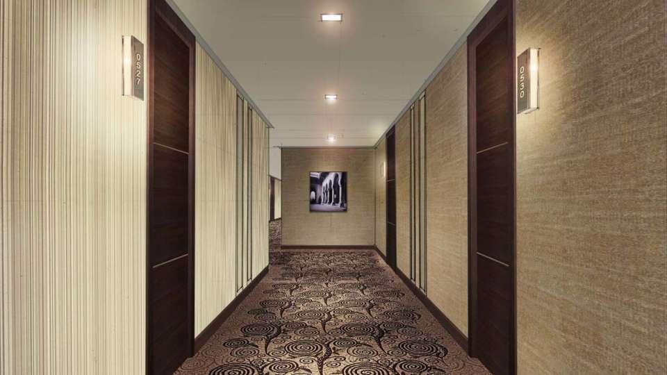 Corridor at Davanam Sarovar Portico Bangalore, Hosur Hotels in Bangalore 4