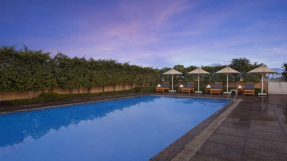 Swimming Pool , Seyfert Sarovar Premiere, Hotel in Dehradun