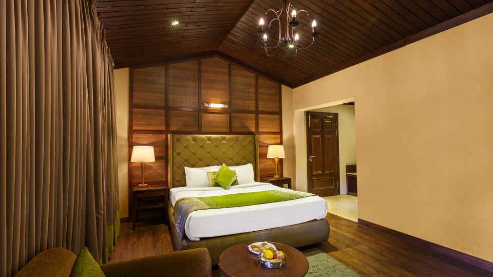The Earl's Court, Nainital Nainital Deluxe room