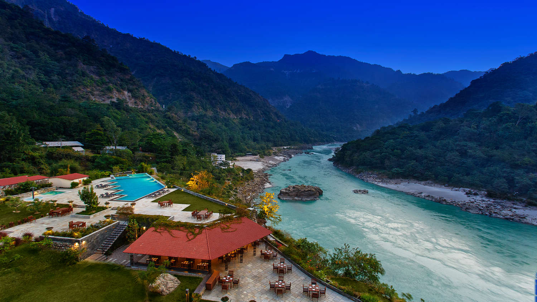 Leisure Hotels Hotels And Resorts In Uttarakhand