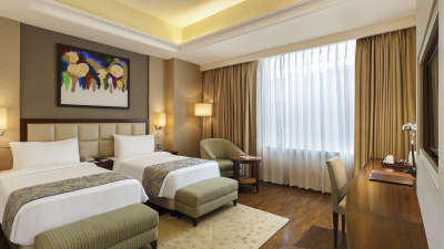 Rooms at Seyfert Sarovar Premiere Dehradun5