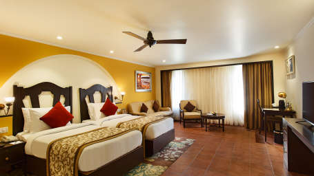 Aloha On the Ganges Rishikesh Two Bedroom Premium Apartment