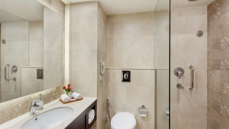 Superior Rooms at La Place Sarovar Portico Lucknow, best hotel rooms in lucknow 1