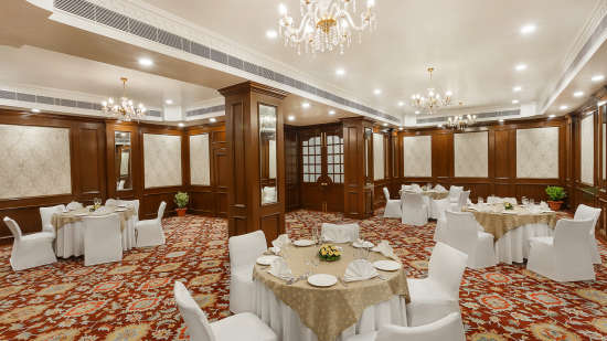 Meeting Room at La Place Sarovar Portico Lucknow, hotels in lucknow with banquets 1