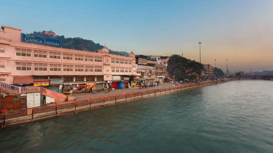 Leisure Hotels  Overview The Ganga Lahari Hotel