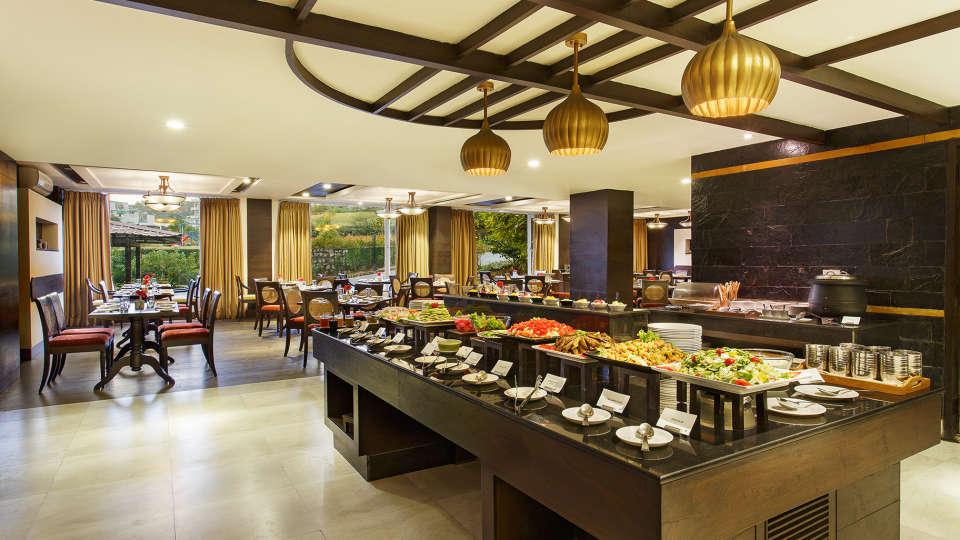 Aloha On the Ganges Rishikesh Latitude - Multi Cuisine Restaurant 2