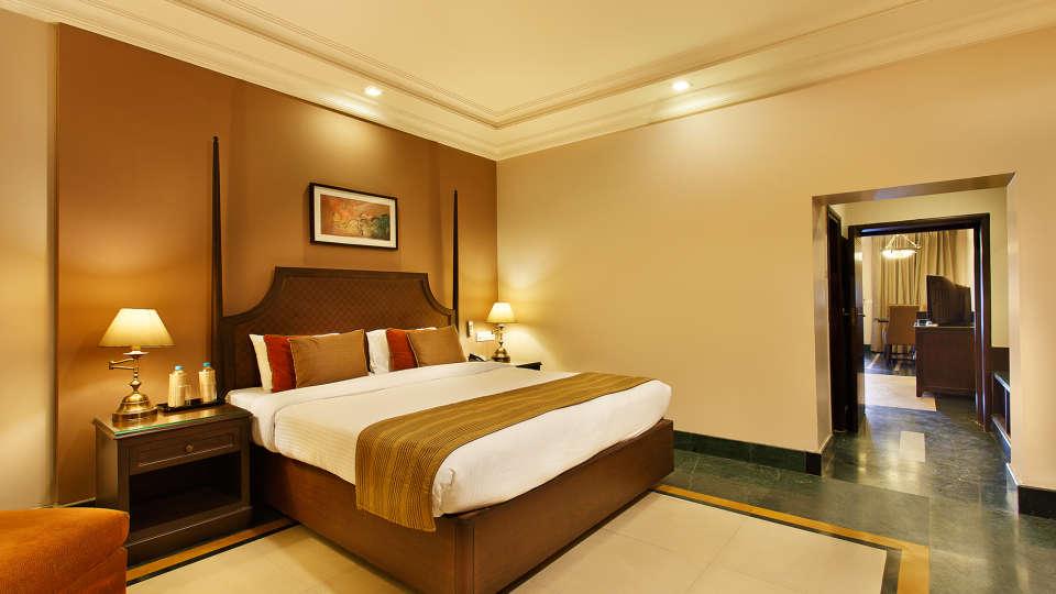 Ganga Lahari Hotel, Haridwar Haridwar Suite room Ganga Lahari