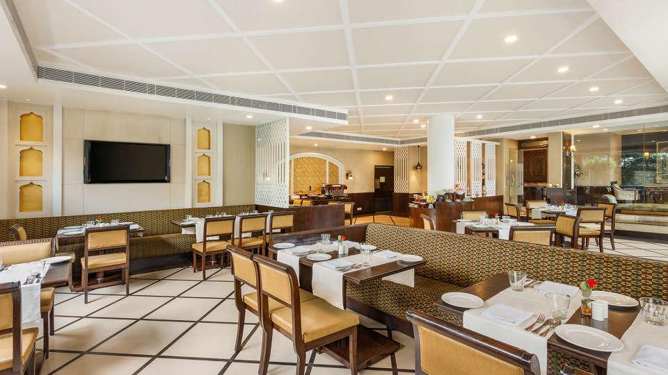 Restaurant La Place Sarovar Portico Lucknow 2