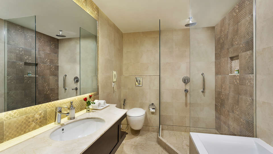 Suite at La Place Sarovar Portico Lucknow, lucknow best hotels 2