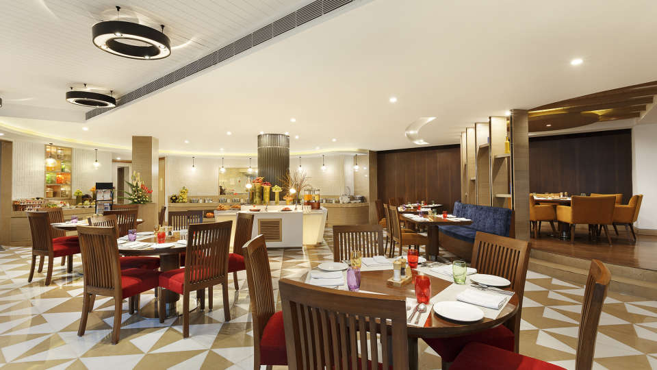 Dinning and Banquet RBD Sarovar Portico Bangalore 11