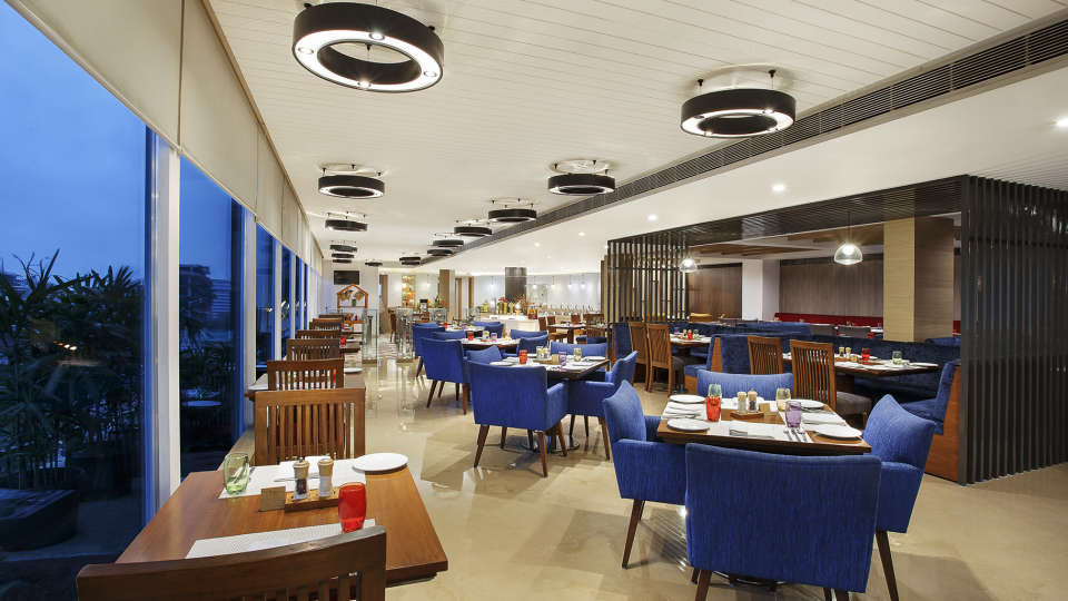 Dinning and Banquet RBD Sarovar Portico Bangalore 15