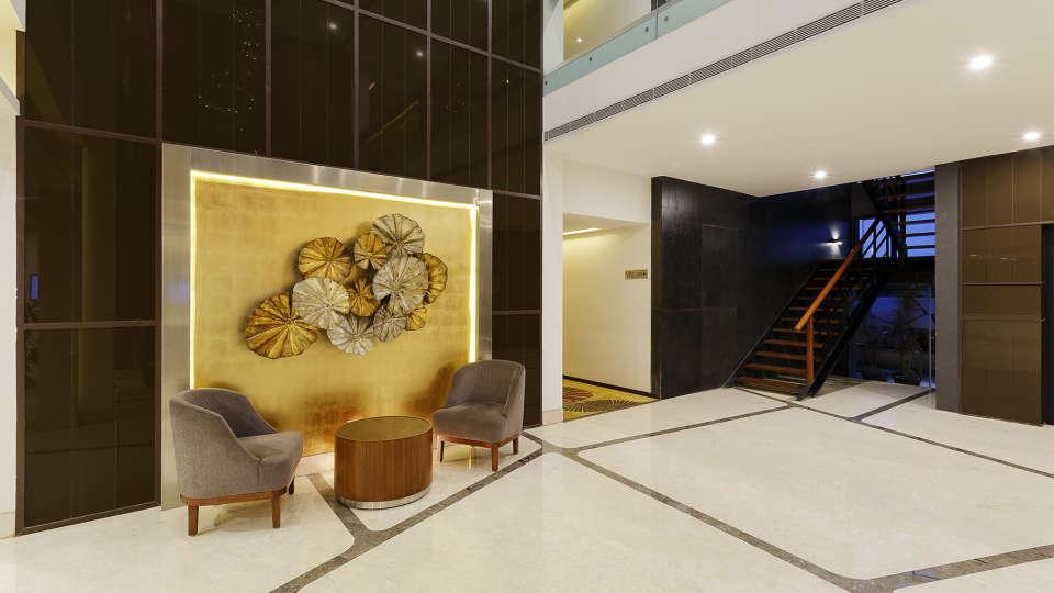Interior RBD Sarovar Portico Bangalore 2