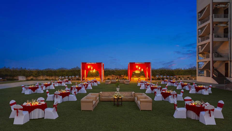 Banquets at Seyfert Sarovar Premiere Dehradun17