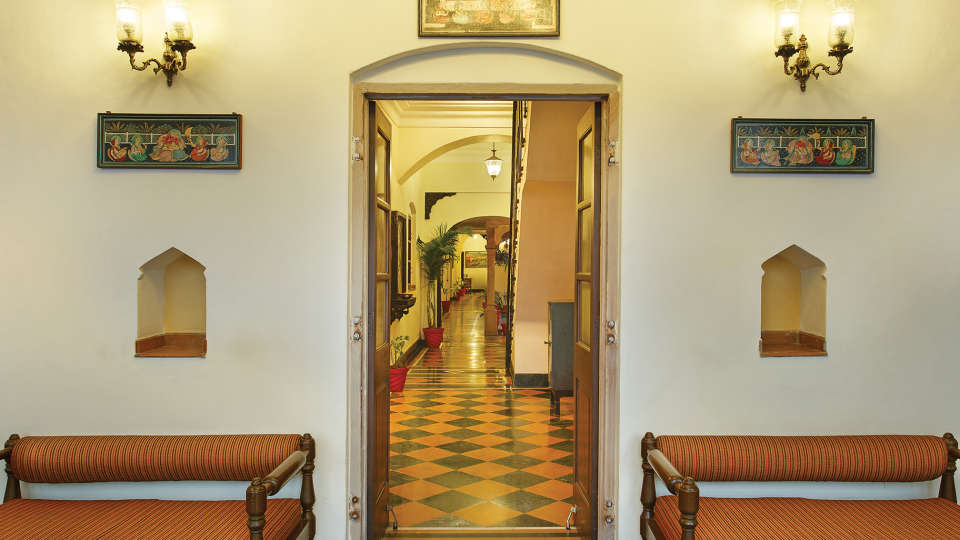 The Haveli Hari Ganga Hotel, Haridwar Haridwar  MG 4691