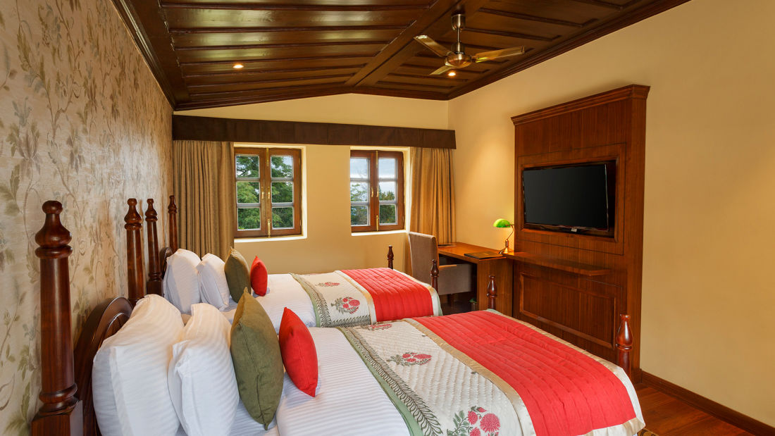 rooms in Dharamsala. Suites in Dharamsala, Adivaha Dharamsala10, Resort in Dharamsala MG 2272