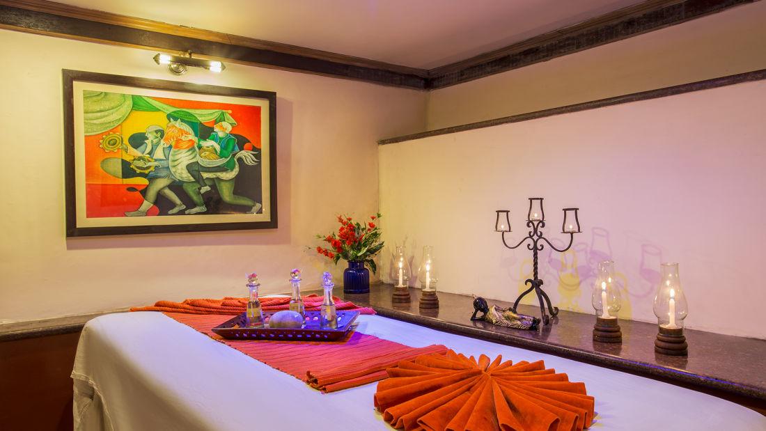 Treatment Room At Tattva Spa 2