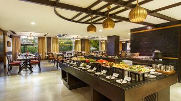 Latitude - A multi-cuisine restaurant 3