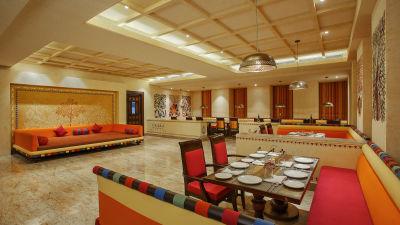 Restaurants at Seyfert Sarovar Premiere Dehradun10