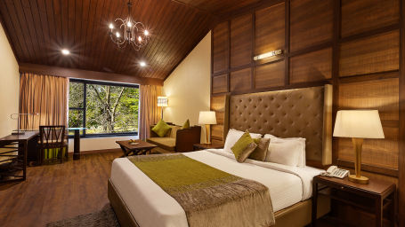 The Earl's Court, Nainital Nainital Superior room