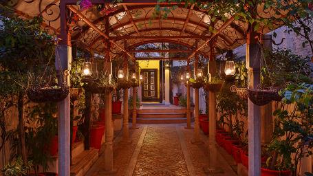 The Haveli Hari Ganga Hotel, Haridwar Haridwar  MG 4741