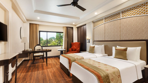 Superior Rooms at La Place Sarovar Portico Lucknow, best hotel rooms in lucknow 2