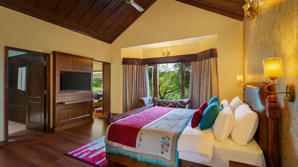 rooms in Dharamsala5. Suites in Dharamsala, Adivaha Dharamsala, Resort in Dharamsala 11