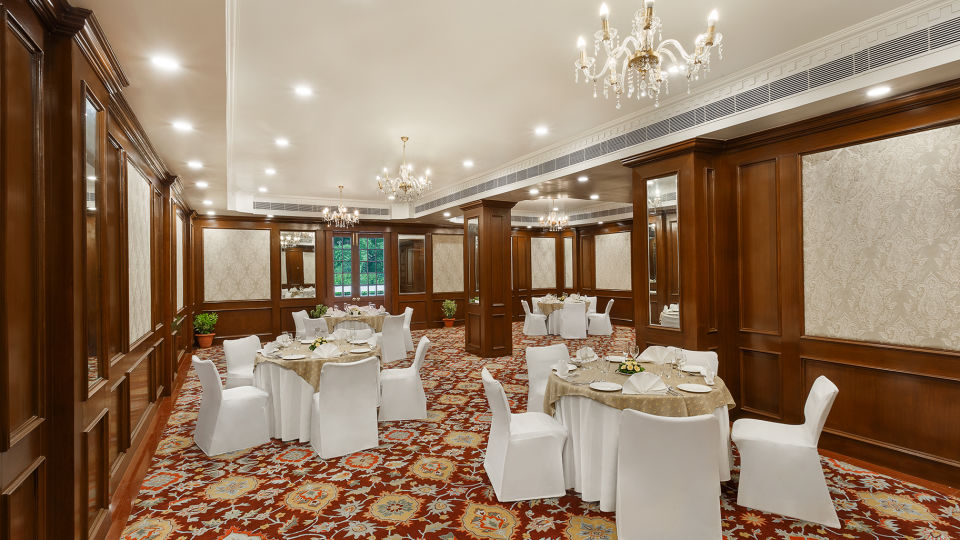 Meeting Room at La Place Sarovar Portico Lucknow, lucknow hotels 4