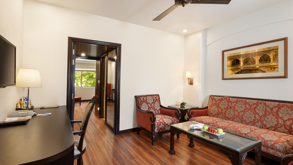 Suite at La Place Sarovar Portico Lucknow, rooms in lucknow 1