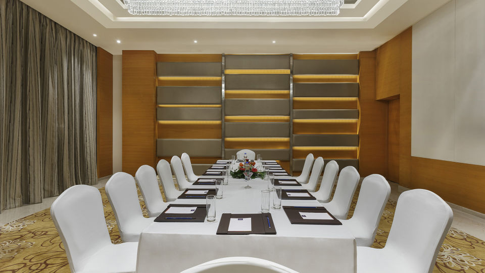 Board Rooms in Jhansi, at Natraj Sarovar Portico, best business hotels in Jhansi dfasd