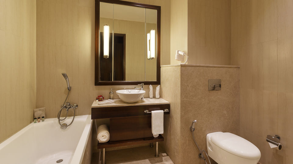 Rooms at Seyfert Sarovar Premiere Dehradun2