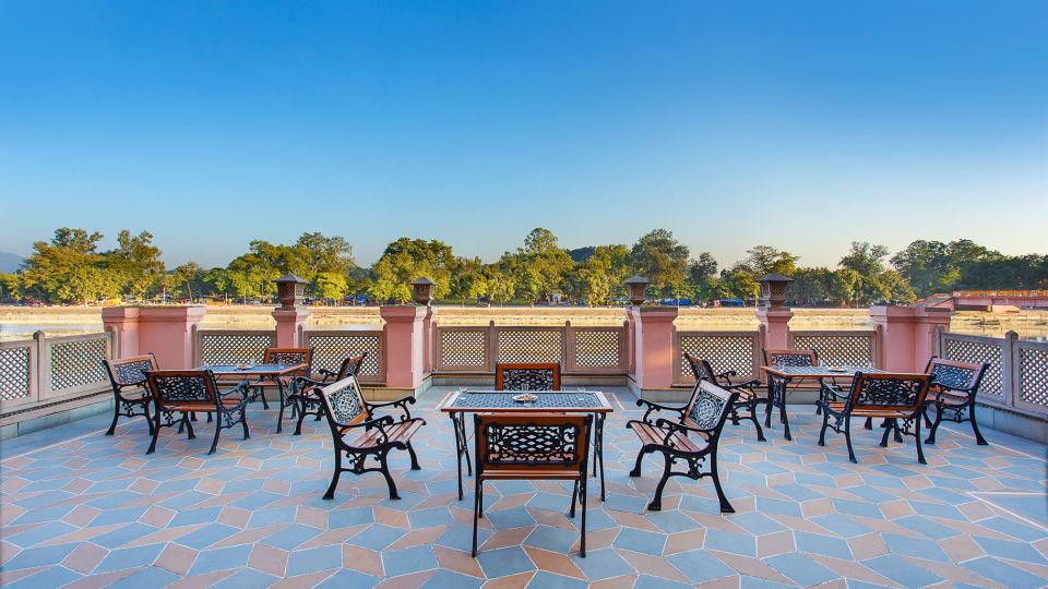 The Haveli Hari Ganga Hotel, Haridwar Haridwar  MG 4604