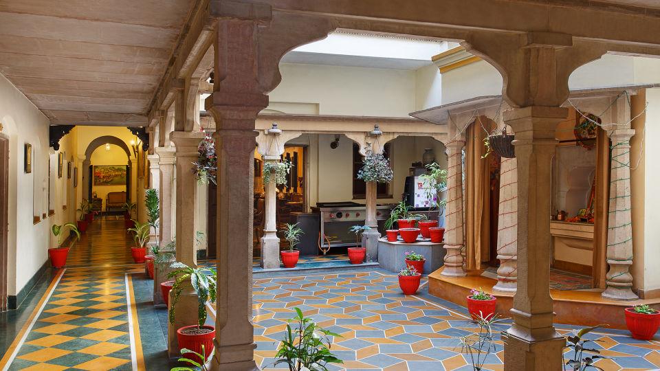 The Haveli Hari Ganga Hotel, Haridwar Haridwar  MG 4522