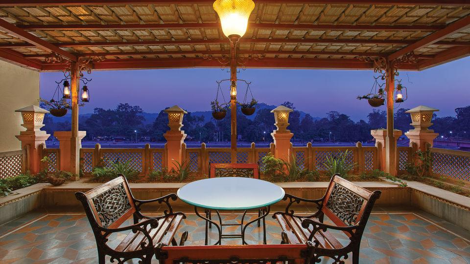 The Haveli Hari Ganga Hotel, Haridwar Haridwar  MG 4712