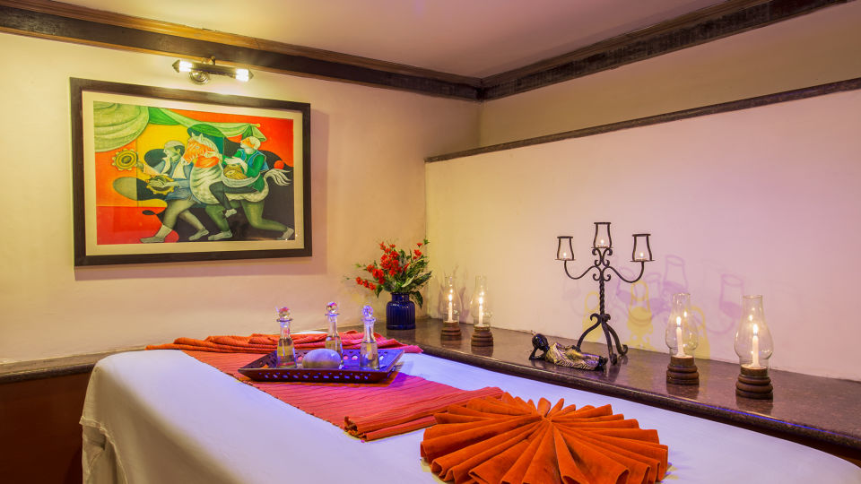 Treatment Room At Tattva Spa 2