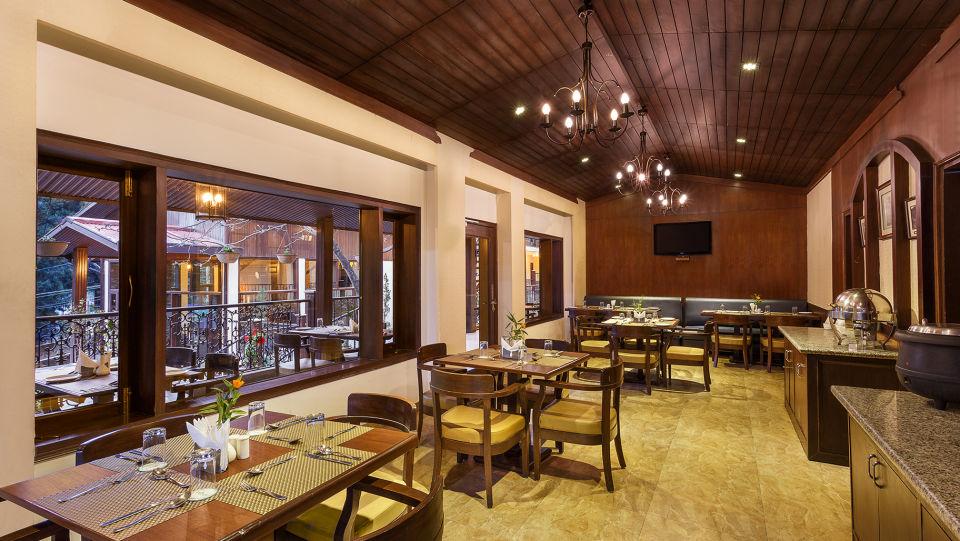 The Earl's Court, Nainital Nainital Gurney House-Multi Cuisine Restaurant