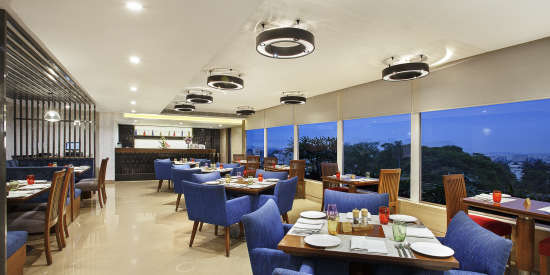 Dinning and Banquet RBD Sarovar Portico Bangalore 14