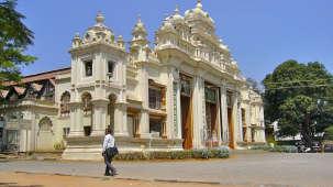 Hotel Southern Star Hassan Hassan Jaganmohan Palace