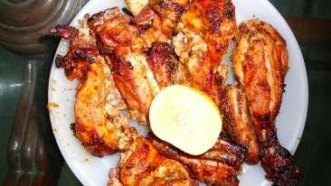 Hotel PR Residency        Amritsar roasted chicken-food package amritsar-hotel pr residency-amritsar