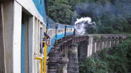 The Nilgiri Toy Train Ride