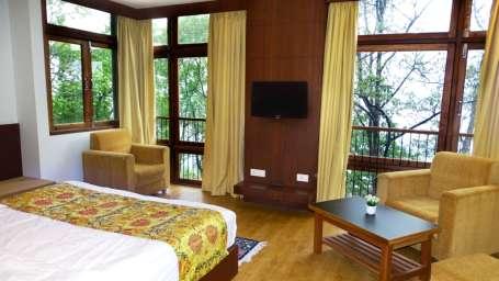 The Golden Crest Hotel Gangtok Gangtok Super Deluxe Room 2 The Golden Crest Hotel Gangtok