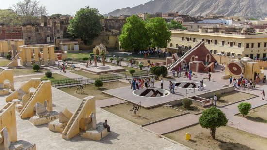 Jantar Mantar Jaipur near Clarks Amer 5 Star Hotel in Jaipur 23fsef