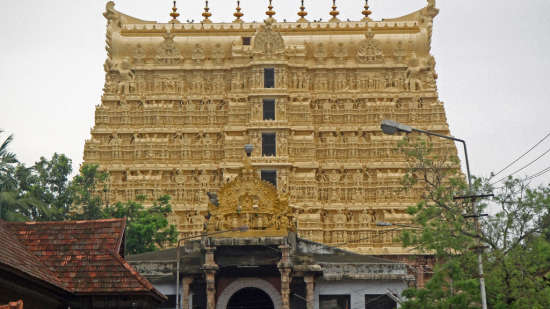 Sree Padnabahaswamy Temple Classic Sarovar Portico Thiruvananthapuram