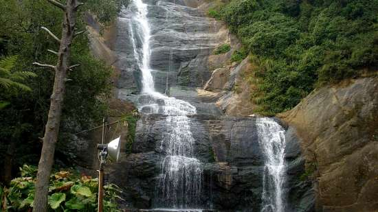 Greenlands Youth Hostel & International Tourist Home Kodaikanal Hotel Greenlands cascade falls