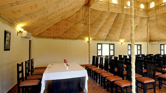 Conference Halls at Infinity Resorts Kutch, Conference hall in Kutch 1