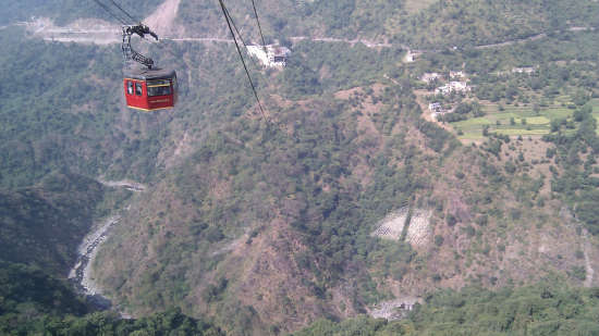 Cable Car Marigold Sarovar Portico Shimla, budget hotels in Shimla
