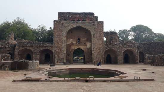 Khairul Manzil Delhi